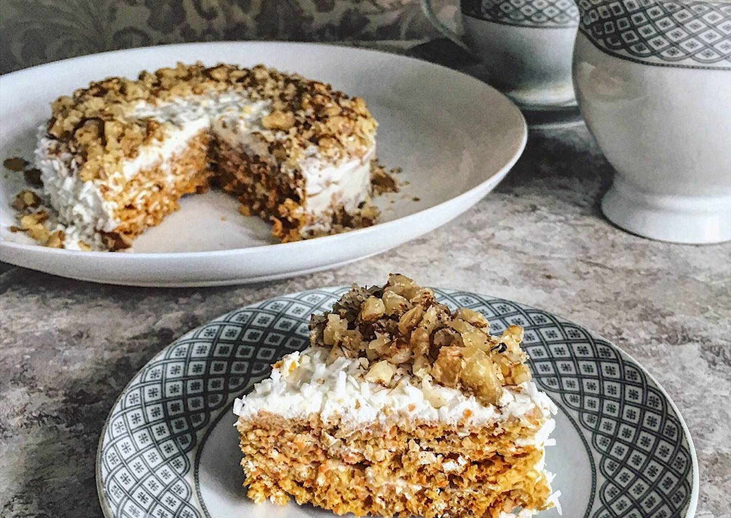 Рецепты тортов для правильного питания. 5 рецептов несладких тортиков: все лучшее для вашей фигуры | здоровое питание