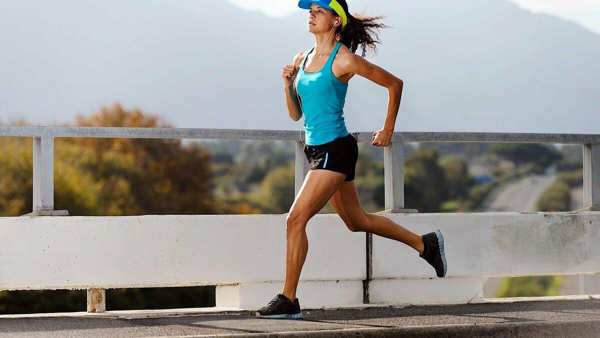 Что худеет во время беговых тренировок?