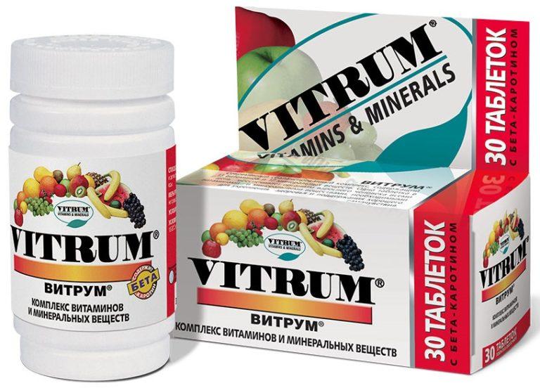 Топ-18 лучших витаминов для мужчин