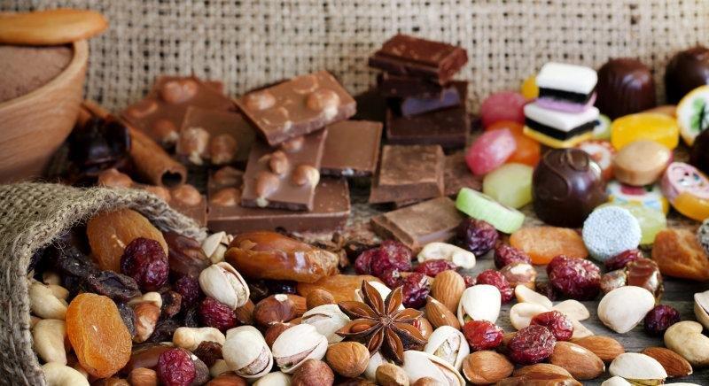 Какие сладости можно? список безопасных сладостей — фитнесомания для каждого!