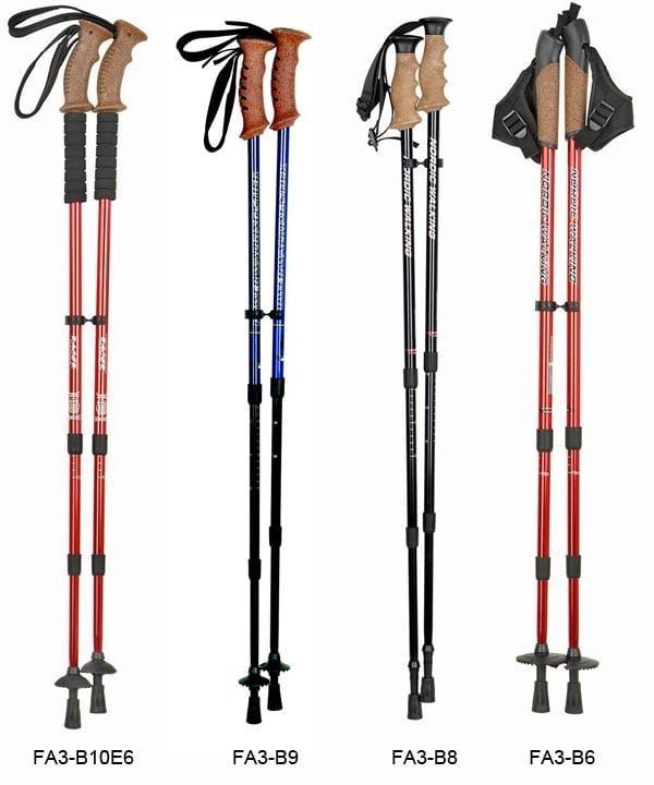 Как выбрать надежные палки для скандинавской ходьбы, советы новичкам