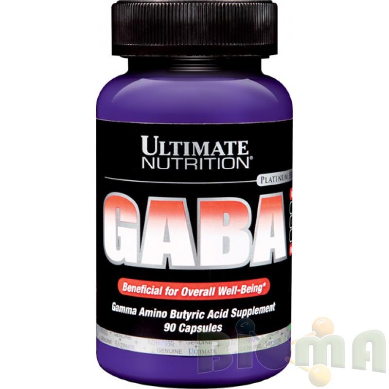 Gaba (гамма-аминомасляная кислота). описание и применение в спорте