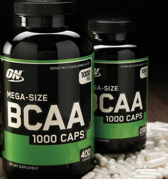 Спортивное питание optimum nutrition bcaa 1000 caps – отзывы