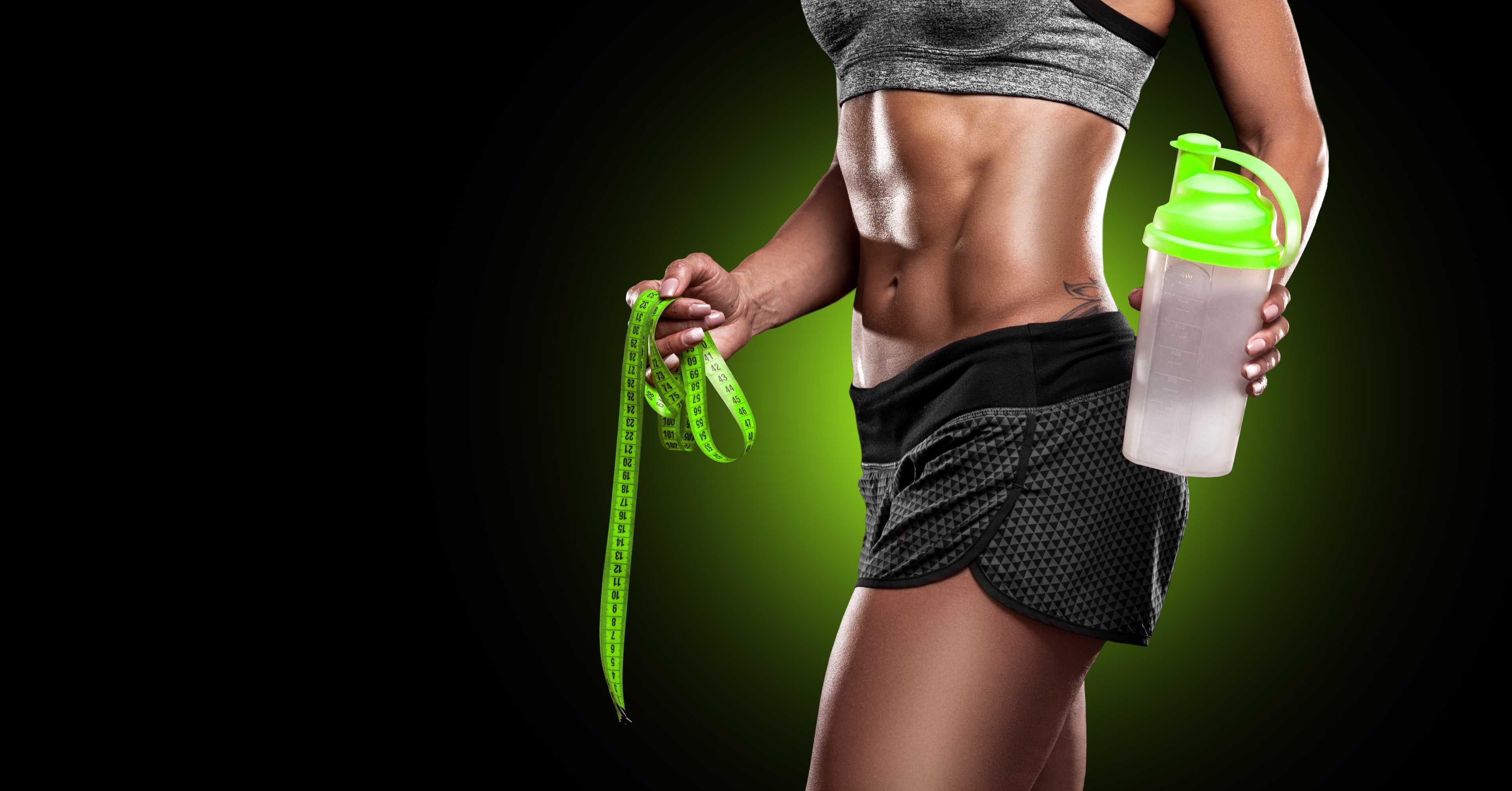 Протеин для похудения девушкам и женщинам: как выбрать, как правильно принимать