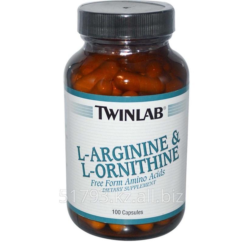 L-arginine от twinlab