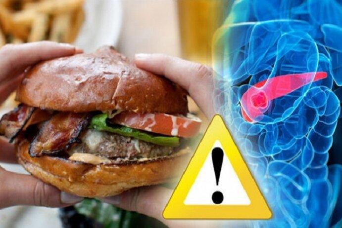 Чем вреден фаст фуд для здоровья человека?