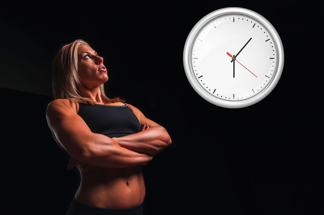 Лучшее время для тренировок: утро или вечер?