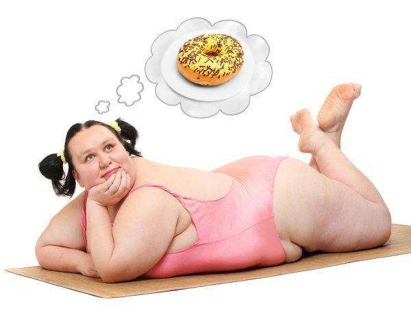 Почему люди полнеют и толстеют?