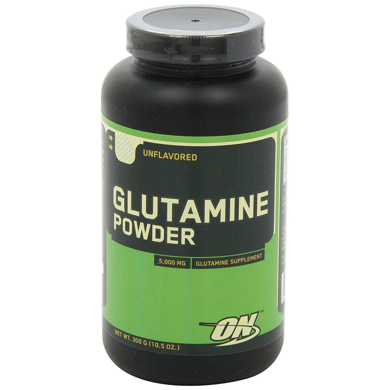 Glutamine powder от optimum nutrition: как принимать, отзывы