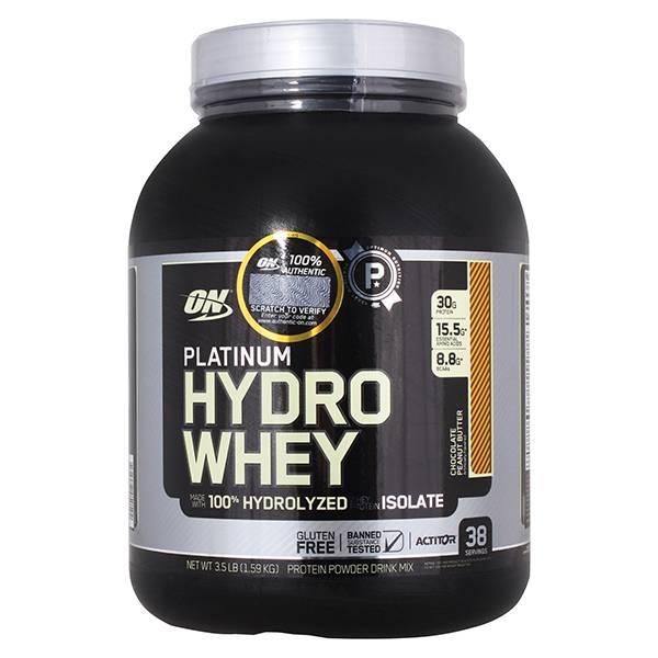Platinum hydrowhey vs. gold standard whey