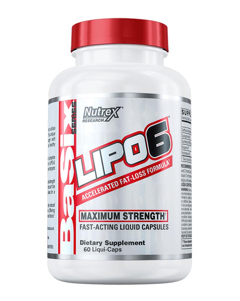 Lipo-6x от nutrex: как принимать, состав и отзывы