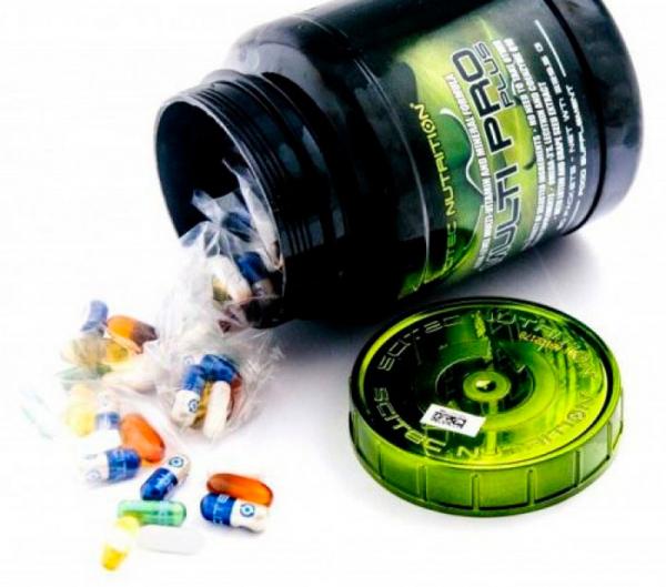 Витамины scitec nutrition multi pro plus как принимать