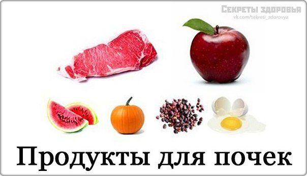 Особенности диеты при заболевании почек: разрешенные и вредные продукты
