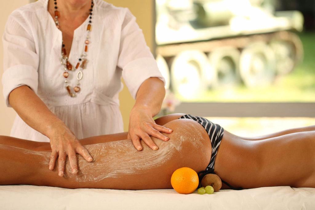 Обёртывание живота и ног в домашних условиях для похудения