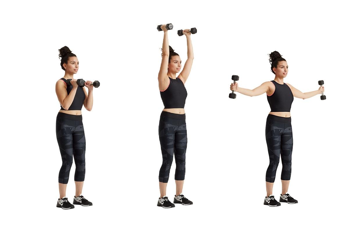 Как похудеть в руках