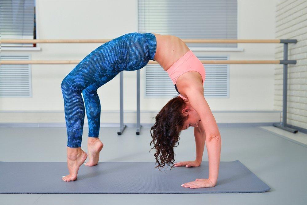 Резинка для растяжки: 10 упражнений, чтобы растянуть мышцы тела и развить шпагат со жгутом
