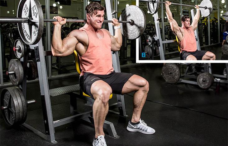 Это самые опасные и бесполезные силовые упражнения
