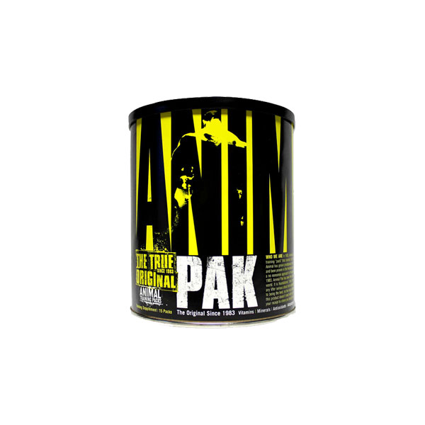 Animal pak (энимал пак) витамины купить в москве в магазине спортивного питания pitprofi.ru