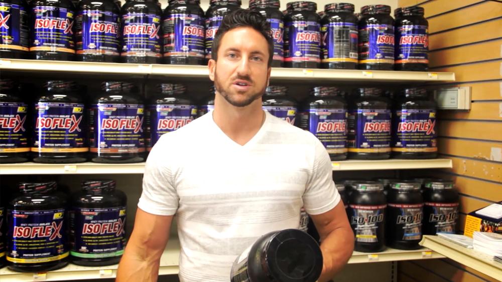 Протеин для похудения мужчинам – какой лучше выбрать, и как принимать