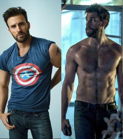 Голливудские актеры, которые накачали мышцы ради роли в кино