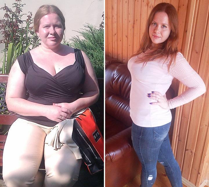 Невероятные истории похудения.   на диетах