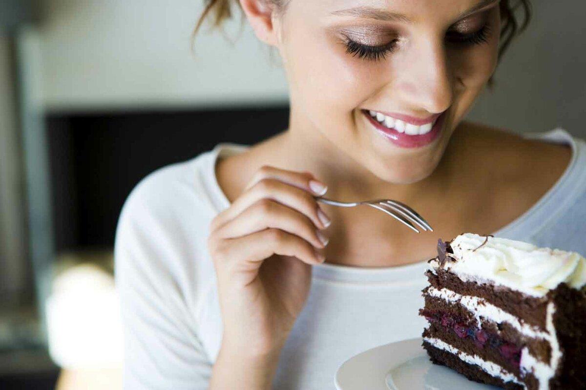 Как отказаться от сладкого и мучного — психология для похудения