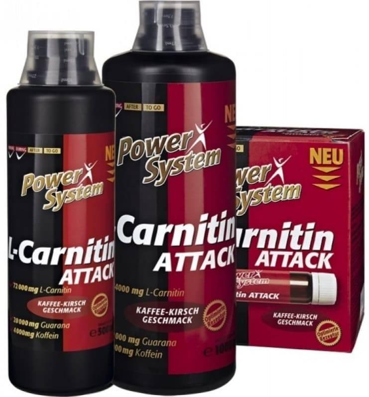 L-карнитин для похудения, как принимать, отзывы