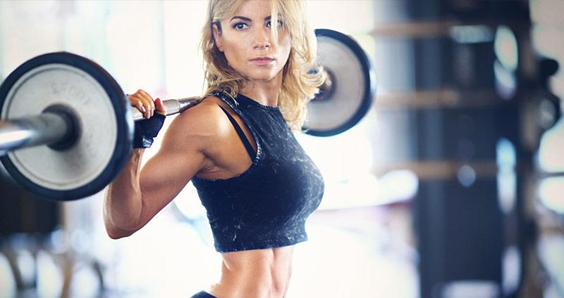 Нужны ли женщине силовые тренировки?