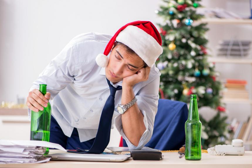 Детокс после праздника: правила детокса после нового года