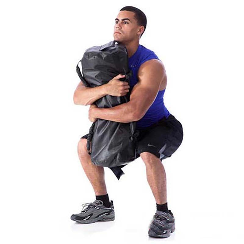 Что такое сэндбэг – упражнения с мешком для кроссфита