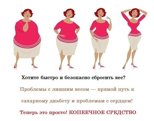 Простой план для похудения на 5 килограмм за одну неделю