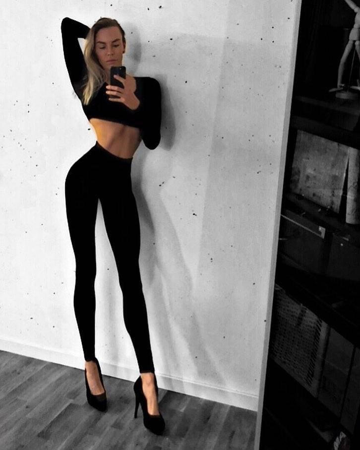 Модели с самыми длинными ногами: фото, шведская, россиянки - 24сми