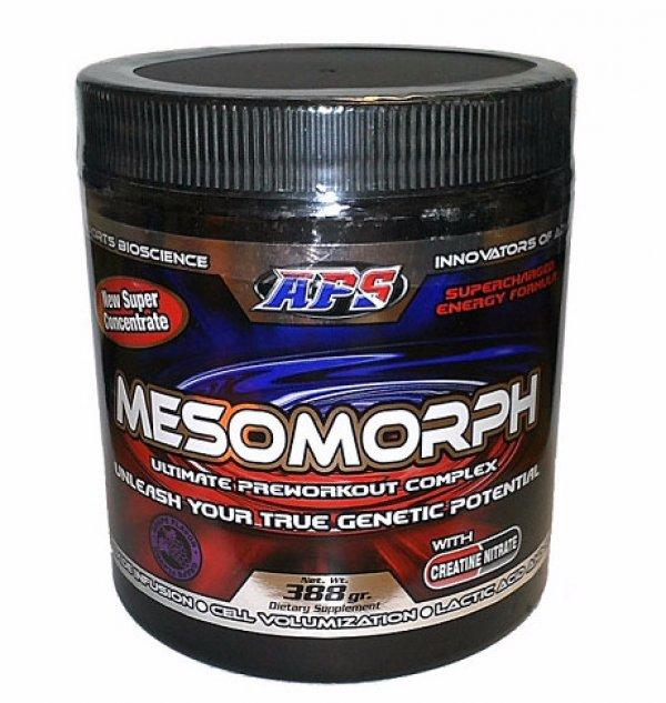 Aps mesomorph: состав добавки, как принимать, стоимость