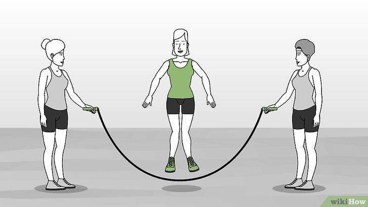 Прыжки на скакалке: детское развлечение как эффектное направление в фитнесе