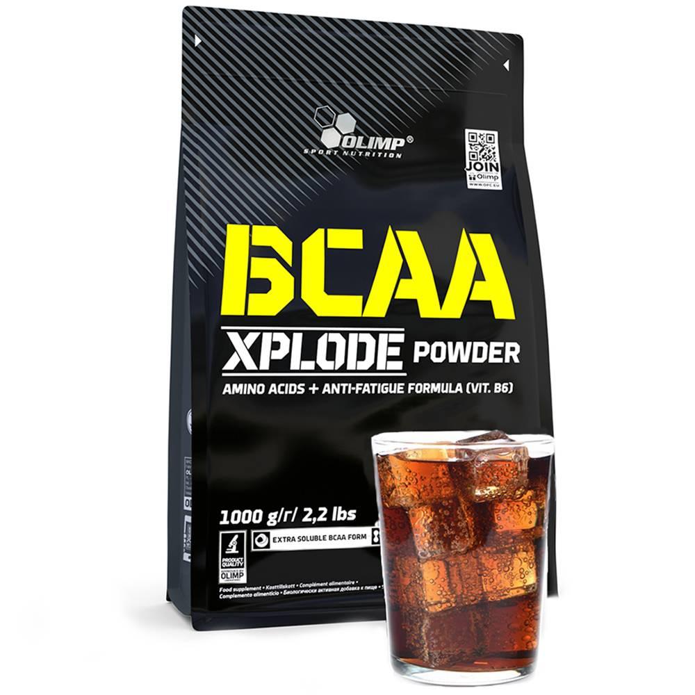 Bcaa xplode olimp купить, описание, состав, как принимать