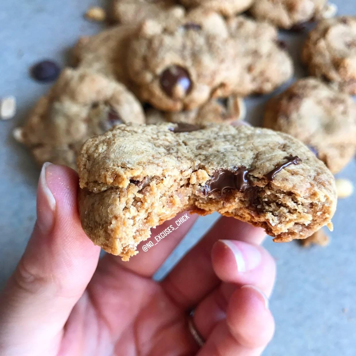 Протеиновое печенье: рецепт приготовления в домашних условиях - тело атлета