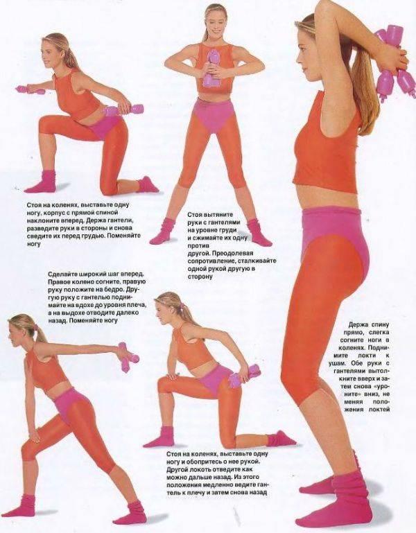 Как сделать грудь упругой – эффективные упражнения