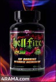 Innovative hellfire eph 150 100 капсул