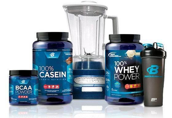 Казеиновый протеин нанесёт удар по лишнему весу