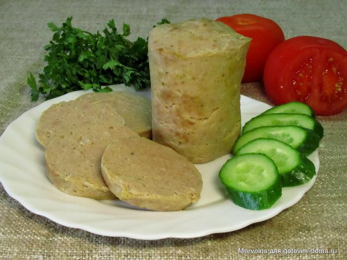 «Праздничная кружка»: полезная колбаса в стакане — можно даже детям