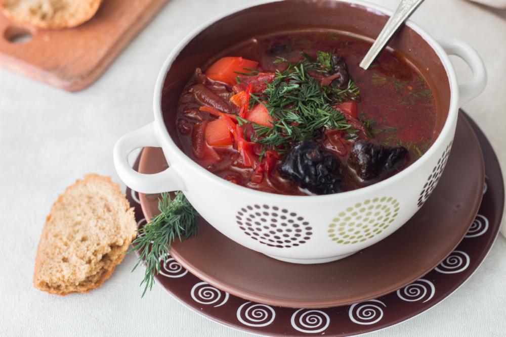 Полезно ли есть суп