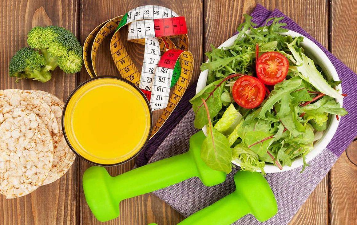 Фитнес диета для сжигания жира