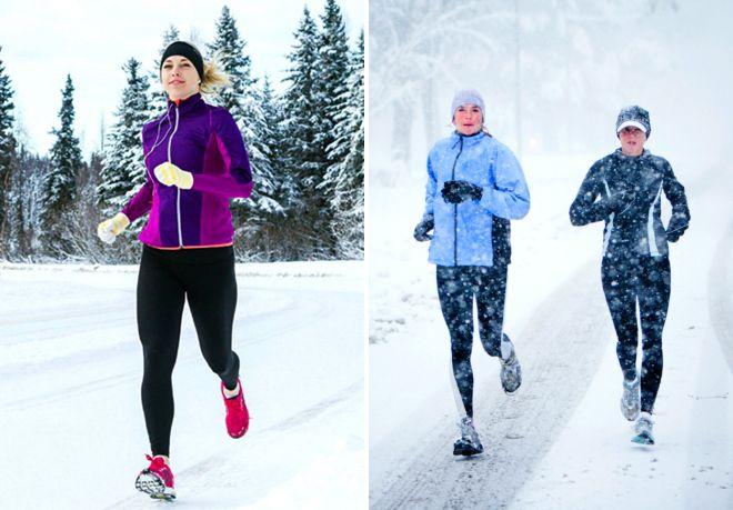 В чем бегать осенью: выбор одежды для осенней пробежки