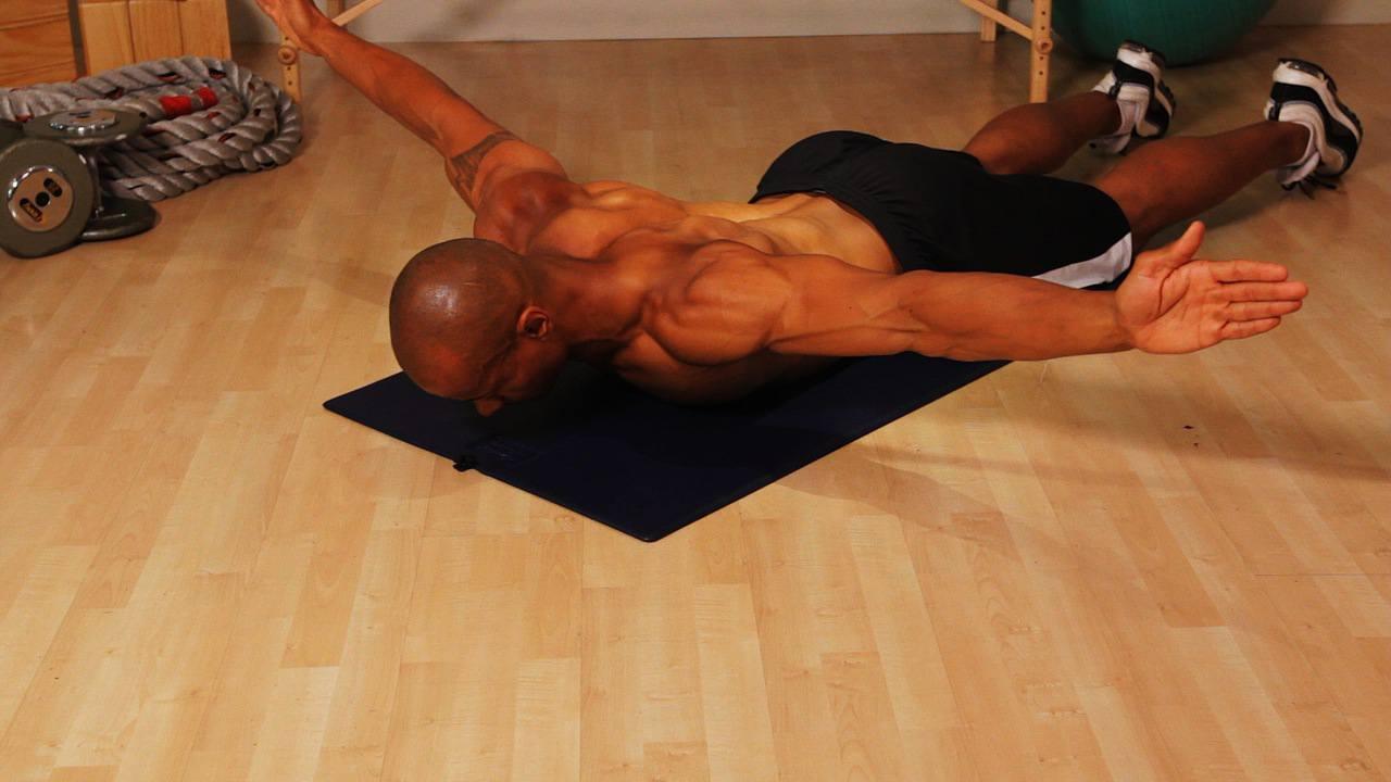 Упражнения без нагрузки на позвоночник: как правильно выполнять