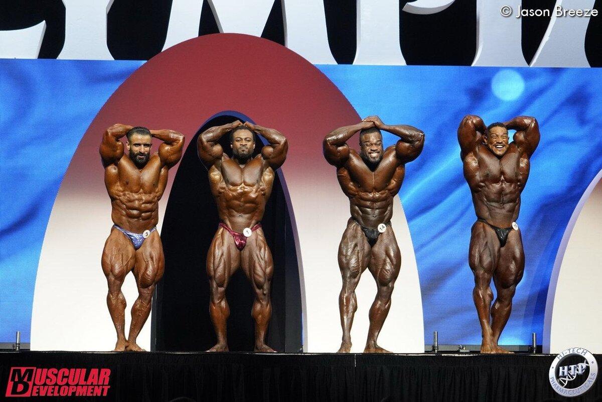 """Победители турнира """"мистер олимпия""""  тогда и сейчас (часть 1)"""
