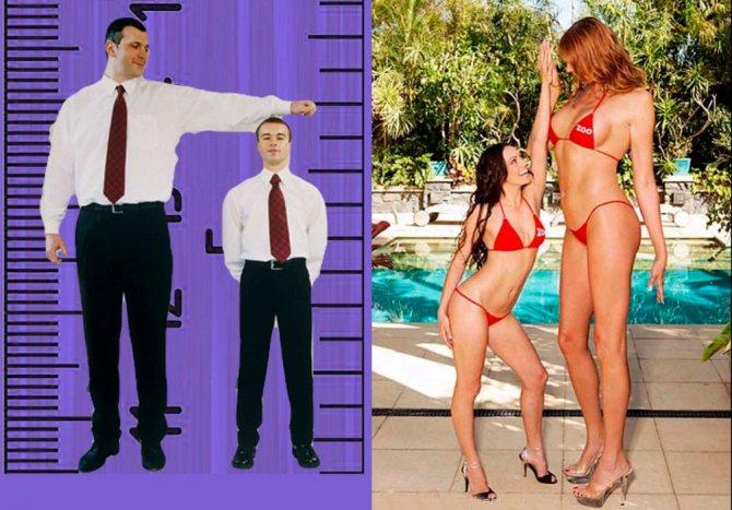 Как увеличить рост человека и стать выше на 10 см взрослому в 30 лет
