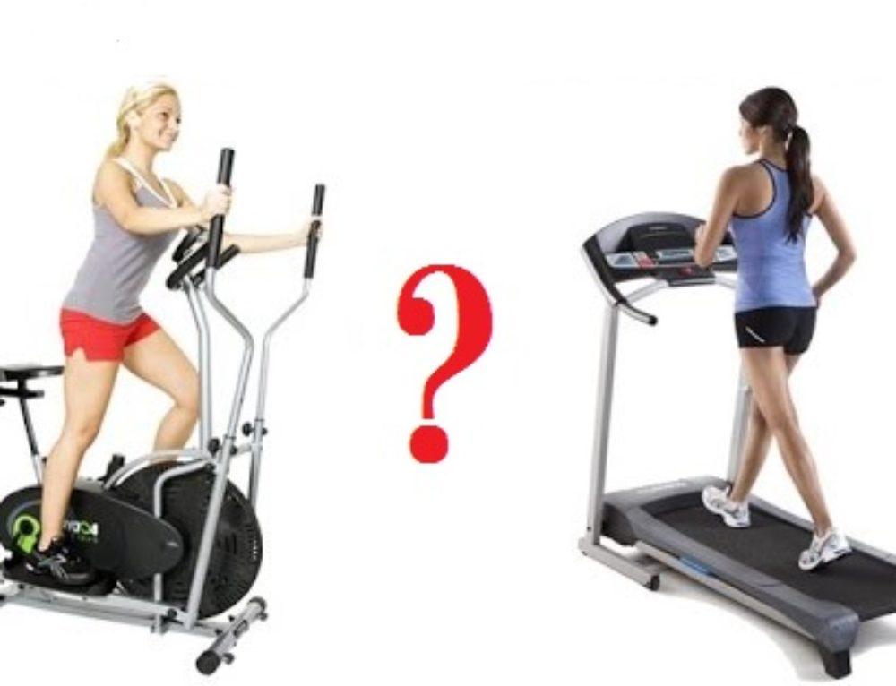 Что выбрать — эллиптический тренажер или беговую дорожку: лучший выбор для занятий спортом |