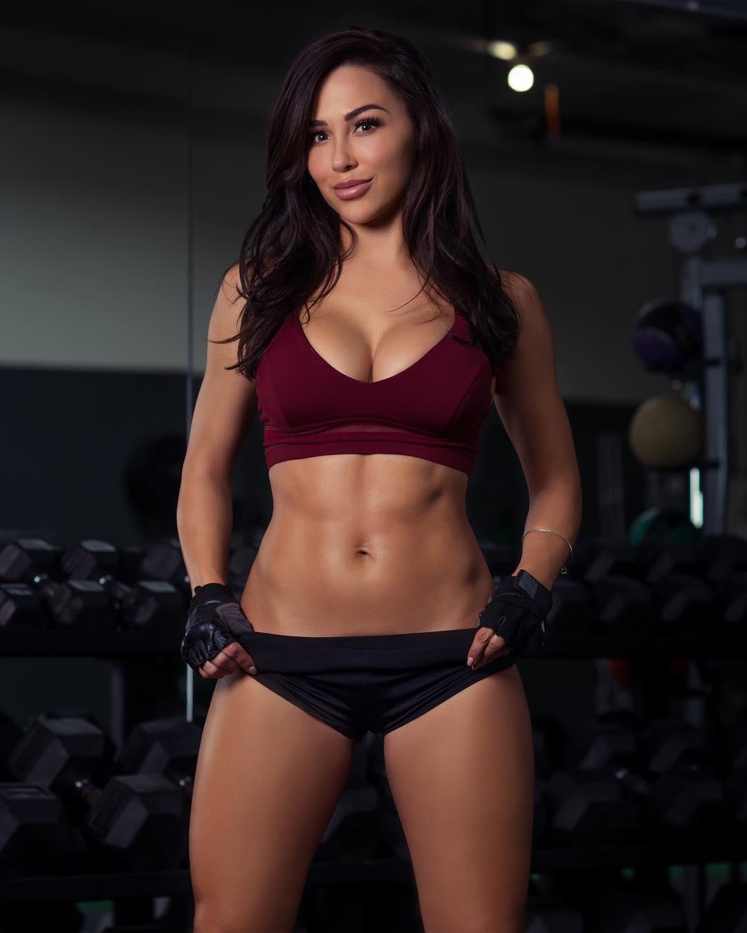 Ана чери — американская фитнес модель. ана чери — американская фитнес модель анна черри гарсия
