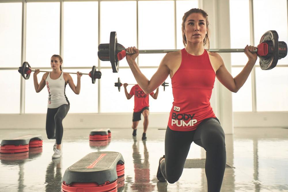 Тренировки body pump: научный подход к построению тела мечты