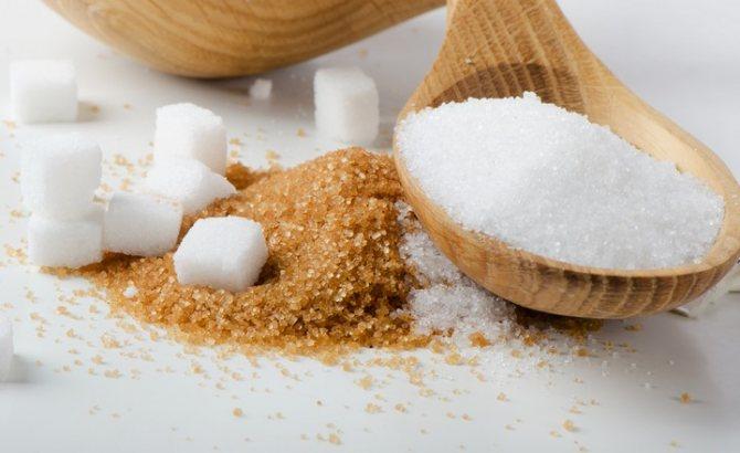 Фруктоза: польза и вред при диабете, для детей и кормящих мам : saxarvnorme